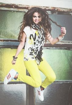 Selena Gomez for NEO ADIDAS