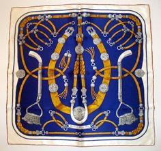 Hermes-Foulard-Carre-Scarf-Tuch-Gaucho-Caty-Latham-Ed-soie-Vintage-70cm-2013