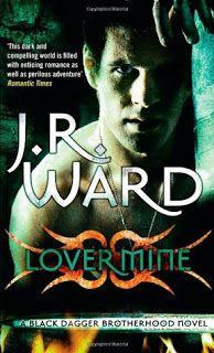 "Darkest Sins: ""Lover Mine"" by J.R. Ward (click to read my review)"