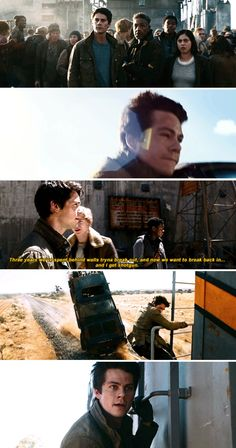"From New ""The Death Cure"" trailer"