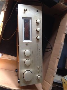 Techniss Su 8044 Amplifier