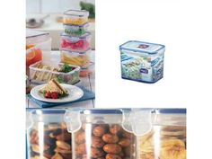 Lock&Lock keeps your food fresh and safe! Food Fresh, Food Storage, Cosy, Dog Food Recipes, Breakfast, Classic, Morning Coffee, Derby, Preserving Food