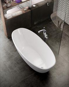 Mozzano, la nuova vasca di Victoria+Albert