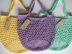 ORGU CANTA Mochila Crochet, Crochet Tote, Crochet Handbags, Crochet Purses, Crochet Gifts, One Skein Crochet, Free Crochet, Crochet Designs, Crochet Patterns