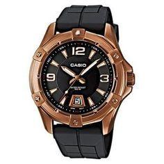 Casio #MTD1062-1AV Mens 100M Analog Sports Watch