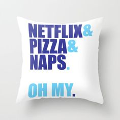 amy_grace_'s save of Netflix & Pizza & Naps. Throw Pillow by LookHUMAN on Wanelo Chair Bed, Diy Chair, My New Room, My Room, Big Comfy Chair, Toddler Girl Bedding Sets, Cricut, Leather Recliner Chair, Natural Bedding