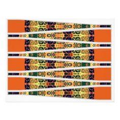 Plantillas: cuentas de papel triángulos paper beads templates triangles.