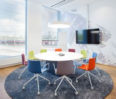Ernst & Young Meeting Rooms, Office Interiors, Offices, Studio, Creative, Shop, Table, Fun, House