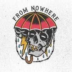 Mood Wallpaper, Thrasher, Skull Art, Digital Collage, Traditional Tattoo, Doodle Art, Boy Outfits, Tatting, Apparel Clothing