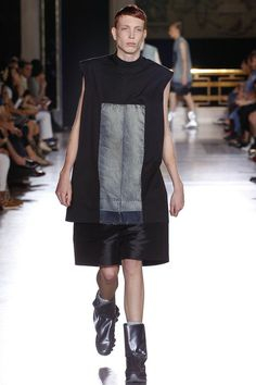 Rick Owens   Spring 2015 Menswear Collection   Style.com