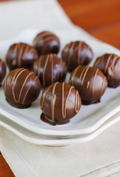 The Kitchen is My Playground: Chocolate Chip Cookie Dough Truffles (or Pops!)