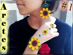 Seed Bead Bracelets, Seed Bead Jewelry, Bead Jewellery, Seed Bead Earrings, Beaded Jewelry, Beaded Earrings Patterns, Slave Bracelet, Beaded Choker Necklace, Fabric Jewelry