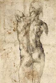 miguel angel dibujo figura humana - Buscar con Google