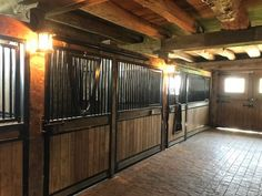 Want #horsestalls like these? Give us a call today! 800-444-7430! Thank you to HFH Construction for sending us these photos! You Rock! #equine #horses #horselove #equinelove #happyhorse