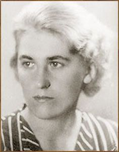Anna Swirl, Polish poet, resistance fighter and military nurse, WWII