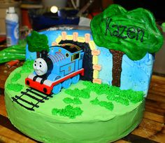 thomas the train birthday cakes | Recent Photos The Commons Getty Collection Galleries World Map App ...