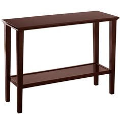 Wesley Console Table - Espresso | Pier 1 Imports