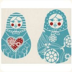 Calico & Co.: Matryoshka Dolls
