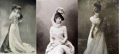 """One of the models for Oriane: Countess Greffulhe, """"Du côté de la vraie duchesse de Guermantes"""""""