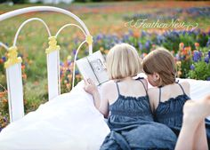 i want my kids to be like these two, & i cant wait to see them in 4 days. and read narnia in fields of bluebonnets.