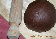 Pasta frolla al cacao, Ricetta base