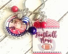Personalized Photo Key Chains + Other Accessories by pixelilicious Best Friend Gifts, Gifts For Friends, Best Gifts, Gifts For Her, Gifts For Sports Fans, Personalized Gifts, Handmade Gifts, Perfect Christmas Gifts, Gifts For Teens