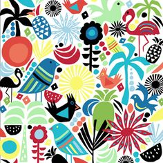 print & pattern: Make it in Design Summer School 2015