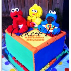 Character Sesame Street