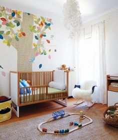 Nature-Inspired Boys Bedroom | House & Home