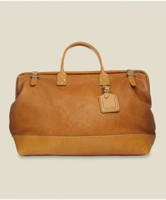 Large Leather Carryall | Billykirk