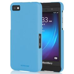 KaysCase Slim Hard Shell Cover Case for RIM BlackBerry Z10 Smart Phone (Blue) KaysCase http://www.amazon.com/dp/B00B2RO7ZE/ref=cm_sw_r_pi_dp_xWGNub0G66636
