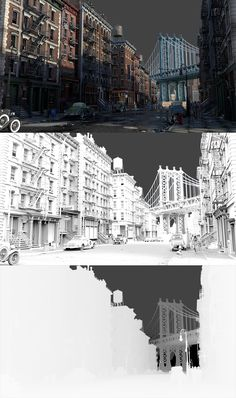 "Making-of ""New York in the 30's"""