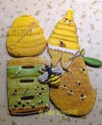Honey Bee   My First Ingredient