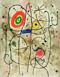 SURREALISMO - Time. Memory. Bend. Juan Miro