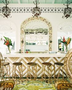 Tropical Resort Inspiration curated by The Interior Outlet, Castle Hill, Sydney