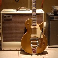 Gibson Les Paul 1952 Goldtop   Reverb