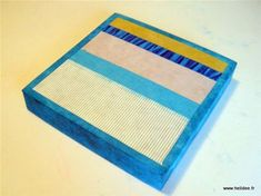 Tuto DIY Fiche pour fabriquer boite en carton - décoration papier couvercle Creation Deco, Diy Box, Diy Paper, How To Make, Miraculous, Design, Home Decor, Carton Box, Diy Creative Ideas