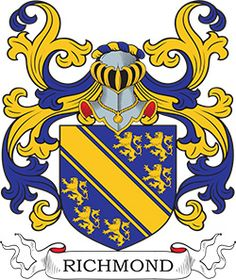 Richmond Coat of Arms