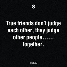 That's what friends are for