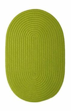 "Colonial Mills Boca Raton Br65 2'0"" x 5'0"" Bright Green Runner Area Rug by Colonial Mills. $52.00. Boca Raton BR65 bright green rug by Colonial Mills Inc Rugs is a braided rug made from synthetic. It is a 2 x 5 area rug runner in shape. The manufacturer describes the rug as a bright green 2'0"" x 5'0"" area rug. Buy discount rugs with Buy Area Rugs .com SKU br65r024x060