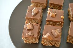 Easy Thermomix Mars Bar Slice