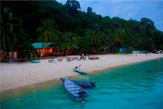 Abdul's Chalets Perhentian Island Malaysia