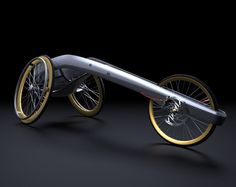 Disabled people can enjoy touring bicycle racing with Ultra Long Distance Wheelchair.