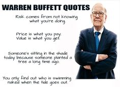 Discover and share Famous Quotes By Warren Buffett. Explore our collection of motivational and famous quotes by authors you know and love. Amazing Quotes, Great Quotes, Inspirational Quotes, Motivational Quotes, Genius Quotes, Positive Quotes, Financial Quotes, Leadership Quotes, Financial Tips