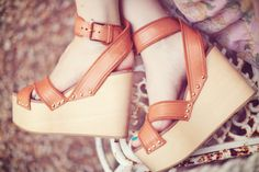 Sea of Shoes - The Official Home of Jane Aldridge Gladiator Sandals, Wedge Sandals, Summer Sandals, Vintage Shoes, Your Shoes, Celine, Fashion Shoes, Personal Style, Wedges