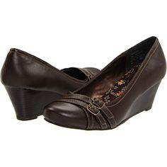 I love wedge shoes...