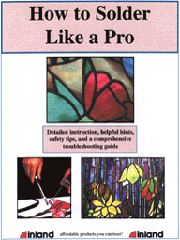 """Lots of great """"How To"""" guides for stained glass. http://www.inlandcraft.com/how_to.asp?site=Stained%20Glass"""