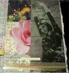 Kelly Kilmer Artist and Instructor: 17 October 2014 Journal Page