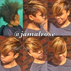 SHORT HAIR IS A LIFESTYLE! [We do not own all images posted.]…