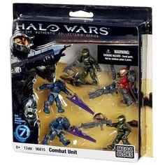 mega bloks halo | Mega Bloks Combat Unit Halo Wars